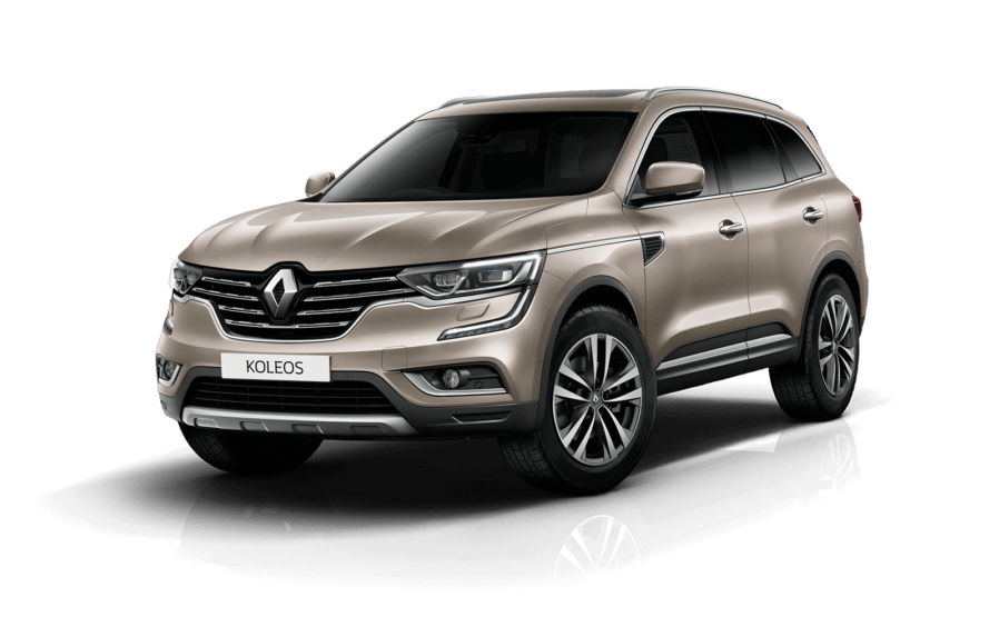 Renault Koleos Comprehensive Wheel Force Centre