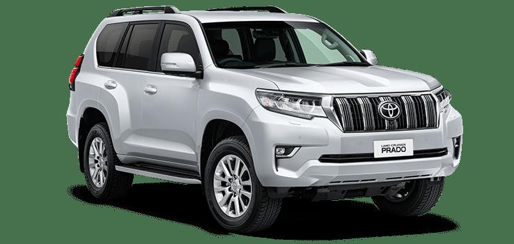 Toyota Land Cruiser Prado Basic